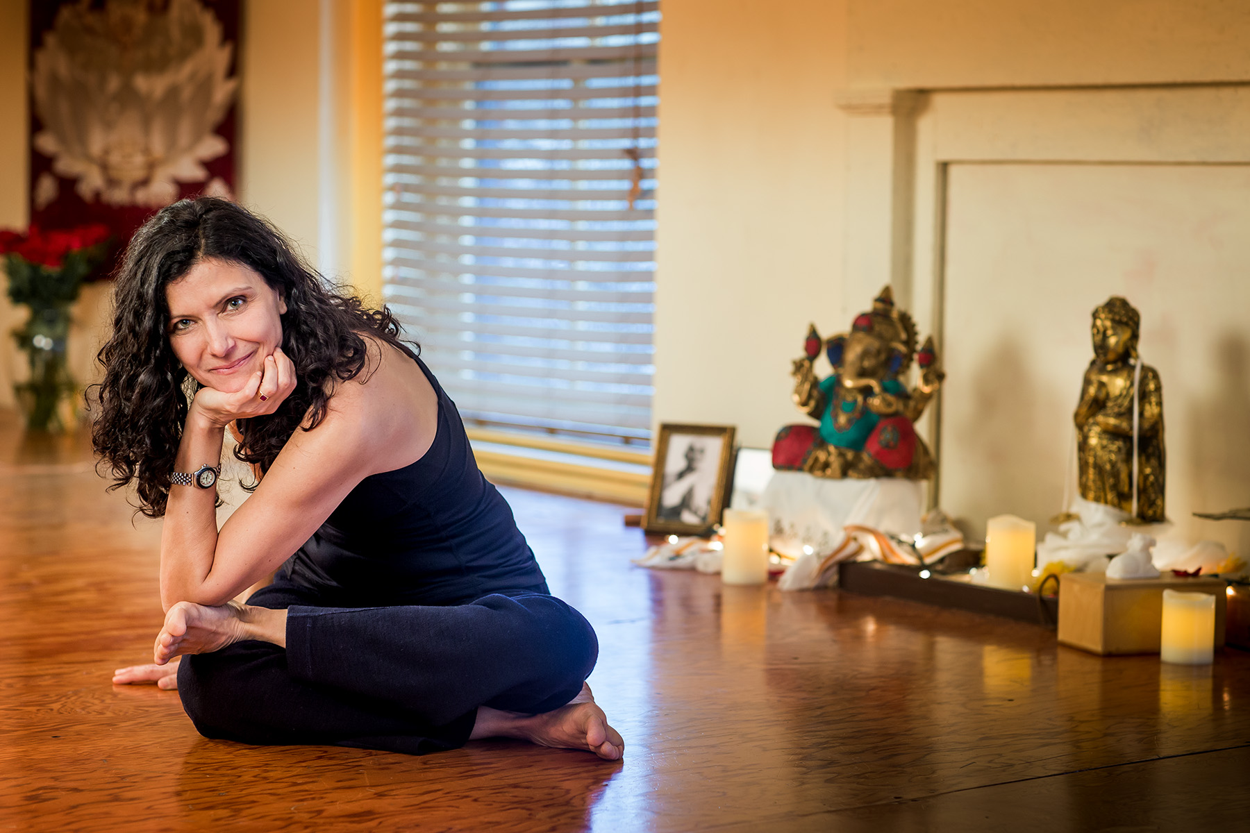 Carla Ola of Rhinebeck Yoga