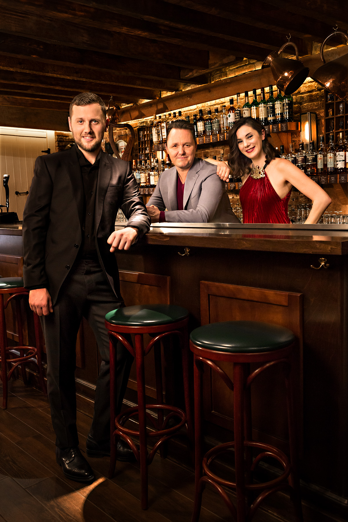 Dead Rabbit Bar for Forbes Magazine
