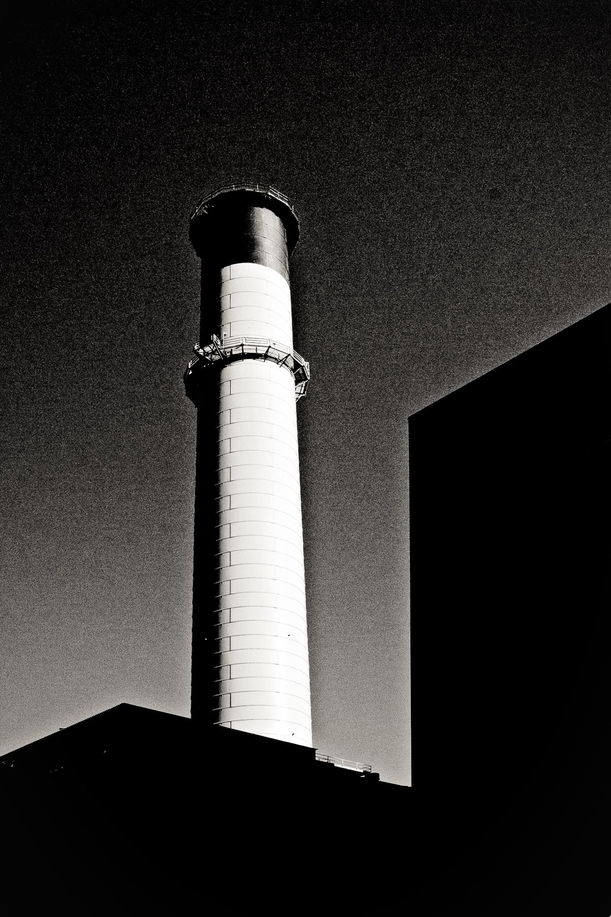 Con Edison Smoke Stack, NYC
