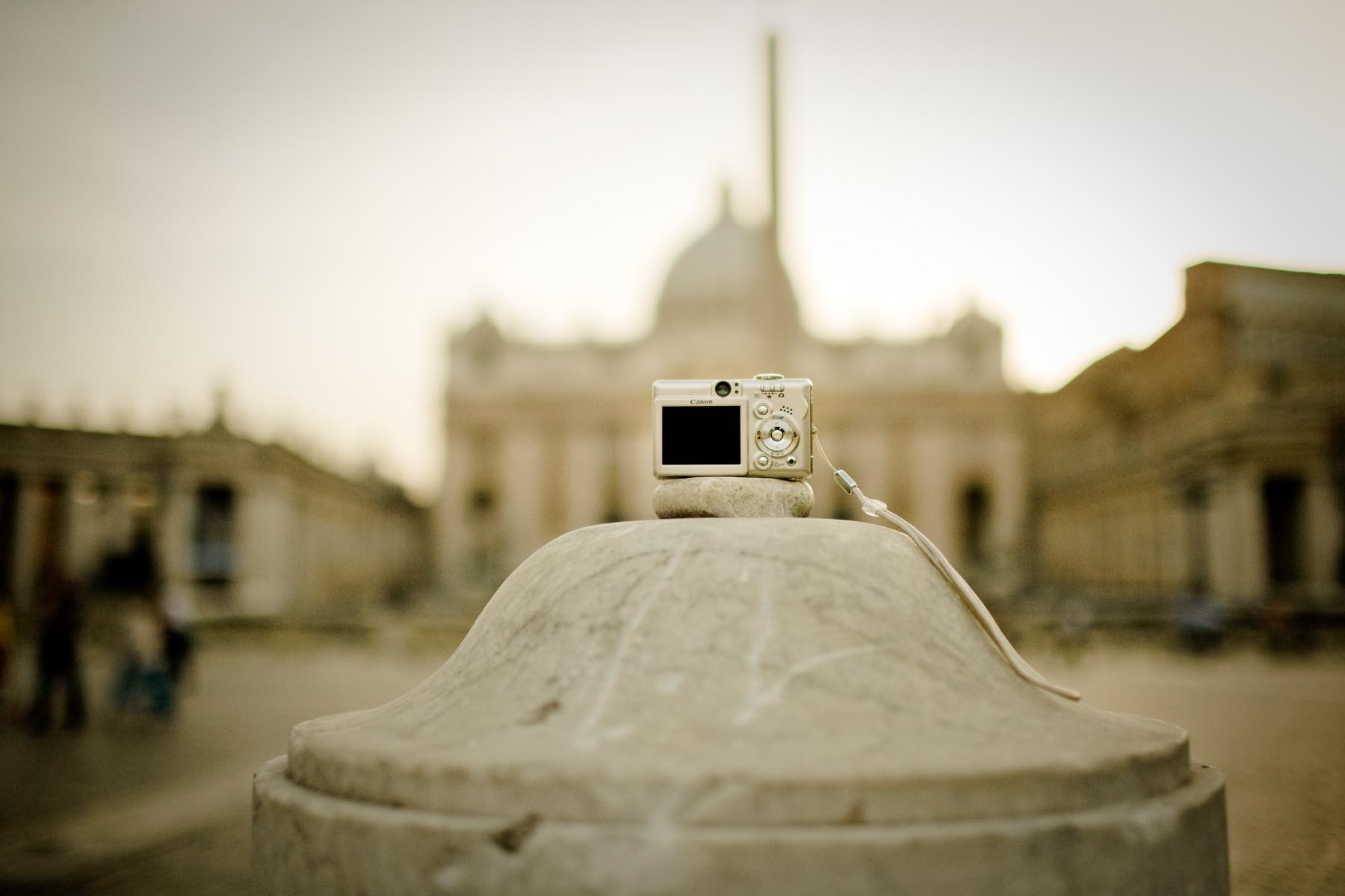Camera at the Vatican, Rome Italy