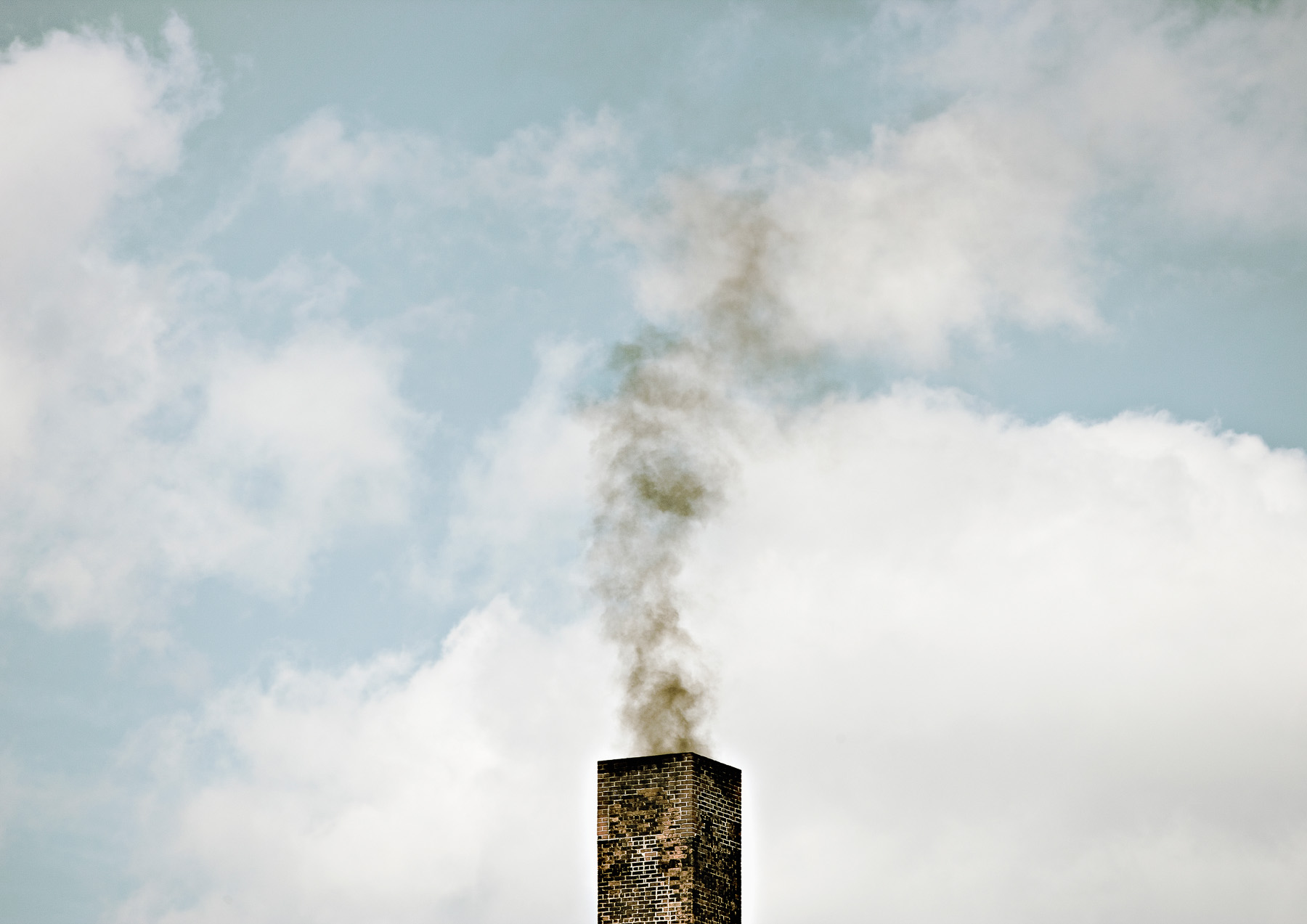 Smoke Stack, NYC